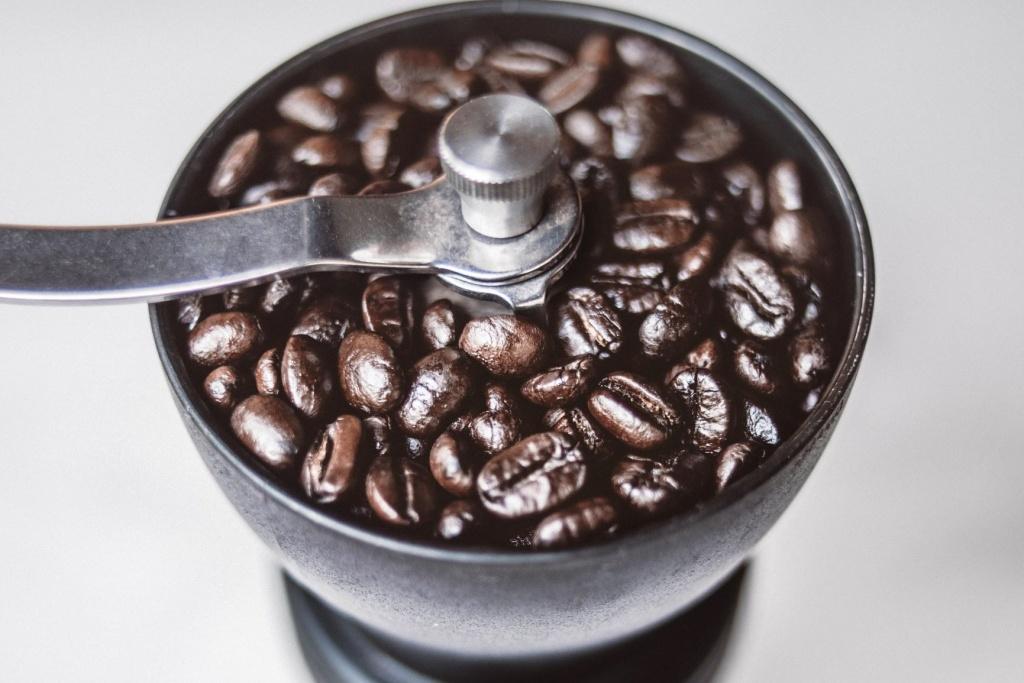 польза молотого кофе